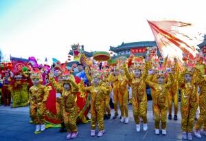 1er juin : Journée internationale des enfants en Chine