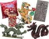 DRAGON CHINOIS FENG SHUI