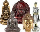 STATUETTES DU BOUDDHA TRADITIONNEL